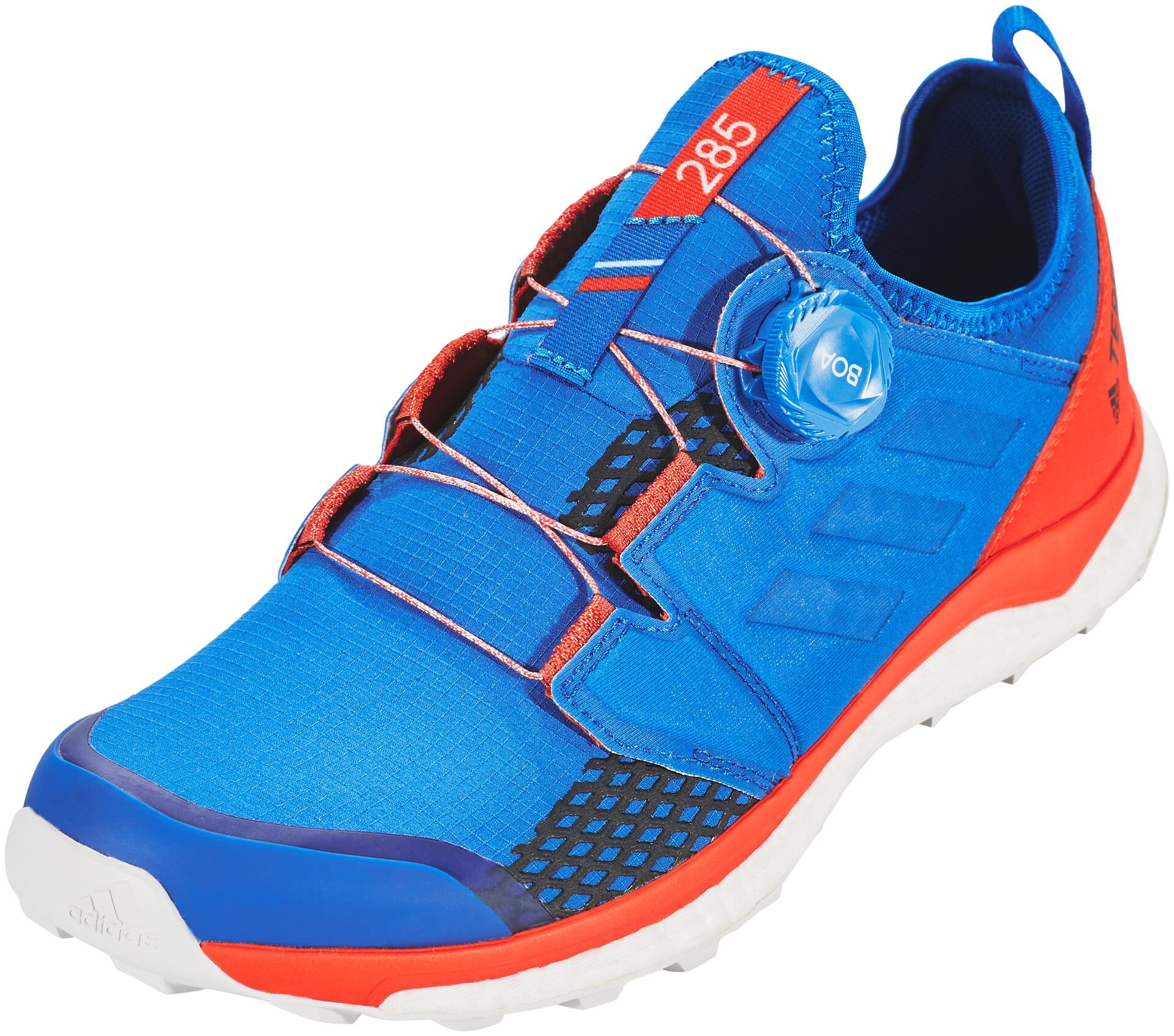adidas TERREX Agravic Boa Chaussures Homme, blue beautycore blackactive red
